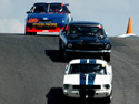 Dave R taking the Cyclone at Thunderhill pointing the correct way!