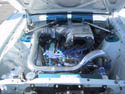 Our good friend MYTOYS amazing custom engine bay!