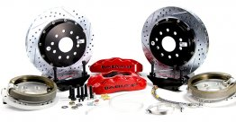 "Baer 14"" Rear Pro+ Brake System with Park Brake"