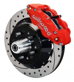 Forged Narrow Superlite 6R Big Brake Front Brake Kit