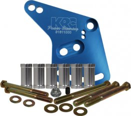 KRC Pump Bracket Kit, SB Ford Short Deck 260, 289, 302ci