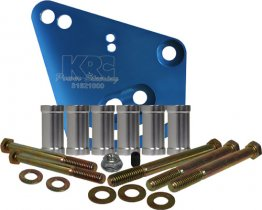KRC Pump Bracket Kit, SB Ford Tall Deck 351-400ci
