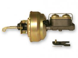 Power brake conversion for 1967-70 Mustang with drum brakes