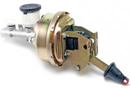 Power brake conversion for 1964-66 manual or auto Mustang with disc brakes