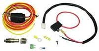 Spal 185 degree thermostat, relay & wiring kit