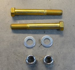 Leaf Spring Eye Bolts for 68-73 Mustang