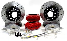 "Baer 11"" Rear SS4+ Brake System NO Park Brake"