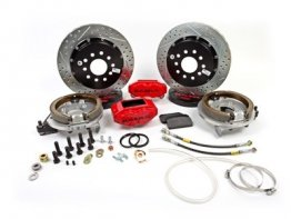 "Baer 13"" Rear SS4+ Brake System with Park Brake"
