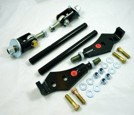 Street or Track Adjustable Strut Rods