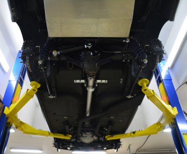 Street or Track Mustang Rear Bilstein 3-Link System