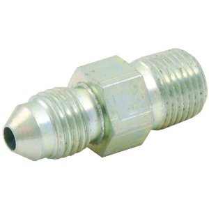 "Steel adapter -3 to 1/8""NPT"