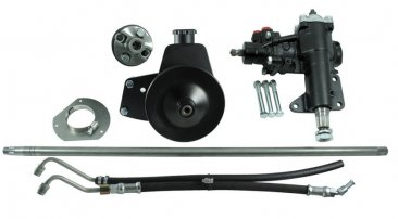 Borgeson Power Steering Conversion for 65-66 Mustang