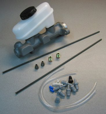 Street or Track Aluminum Master Cylinder Conversion Kit